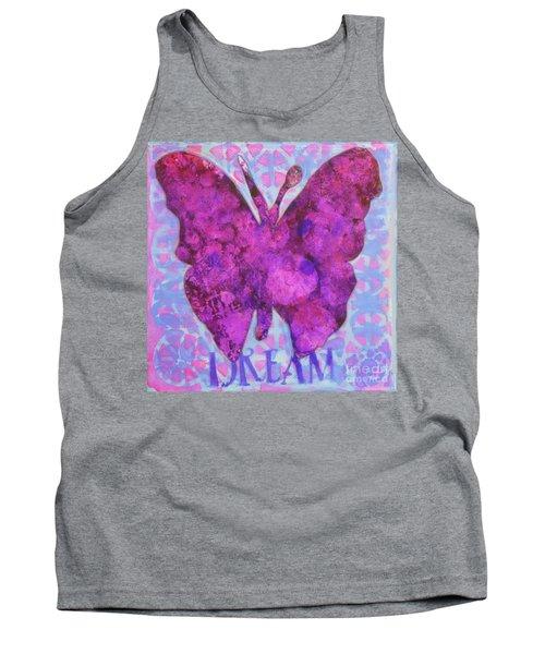Dream Butterfly Tank Top