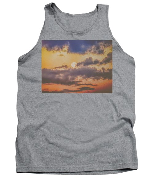 Dreamy Moon Tank Top