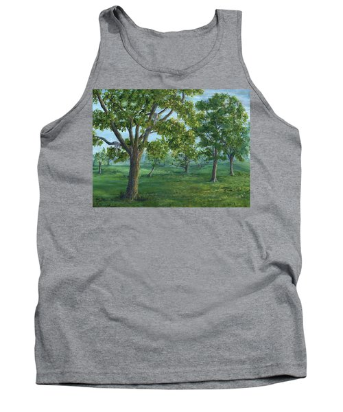 Dueling Grounds New Orleans Louisiana Tank Top
