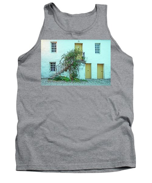 Dunkeld. The Cathedral Square. Tank Top