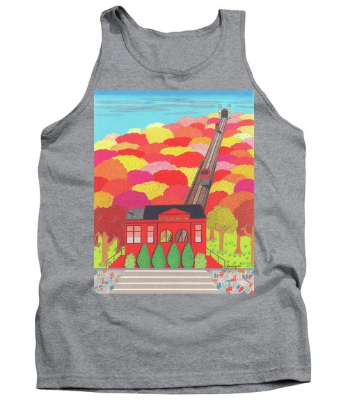Duquesne Incline Tank Top