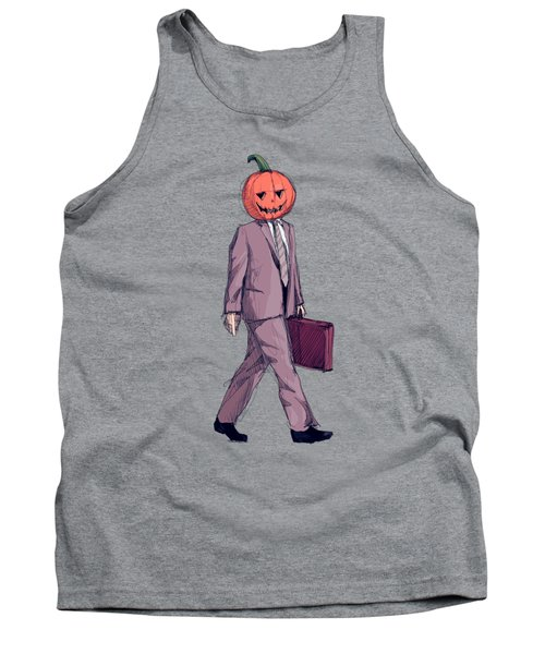 Dwight Halloween Tank Top