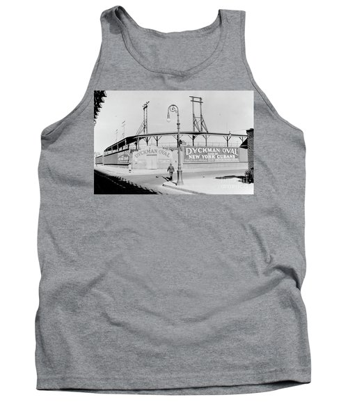 Tank Top featuring the photograph Dyckman Oval by Cole Thompson