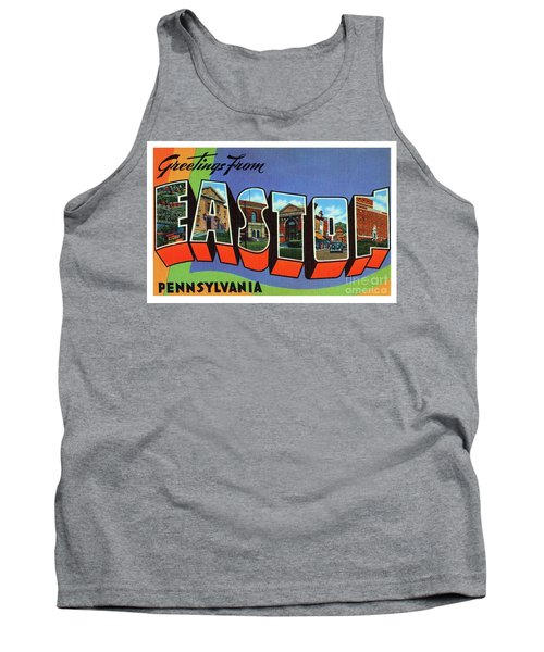 Easton Greetings Tank Top
