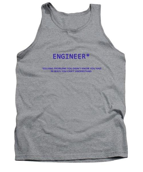 Engineer Tank Top