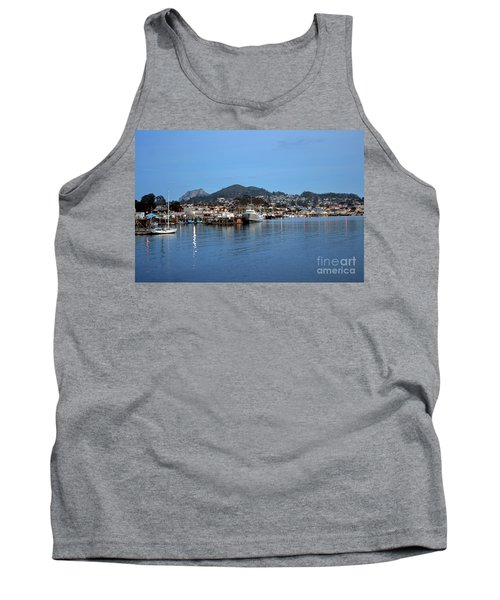 Evening In Morro Bay Tank Top