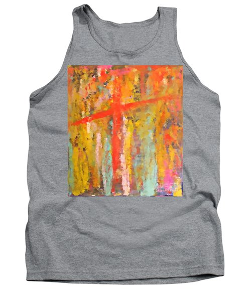 Every Hour I Need Thee Tank Top