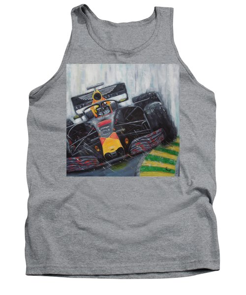 F1 Action Tank Top