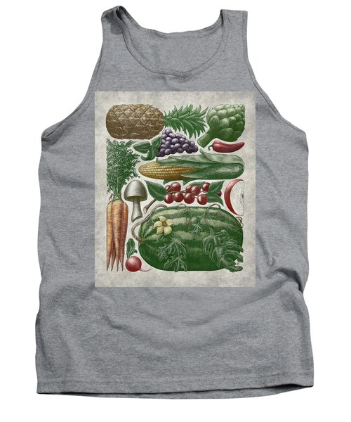 Farmer's Market - Color Tank Top