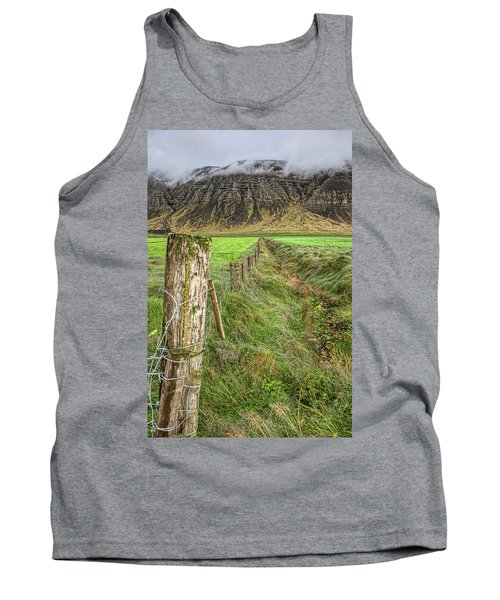 Fence Of Iceland Tank Top
