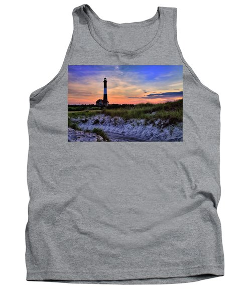 Fire Island Lighthouse Tank Top