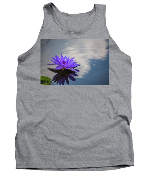 Floating On A Cloud Tank Top