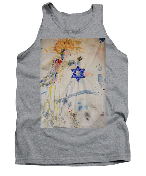 For I Have Longed For Your Love Tank Top
