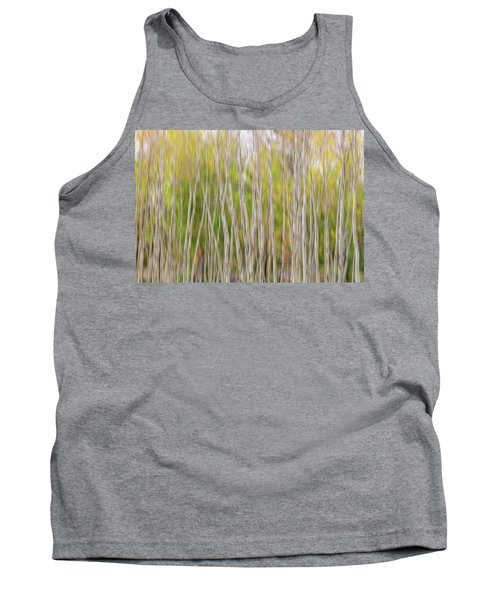Tank Top featuring the photograph Forest Twist And Turns In Motion by James BO Insogna