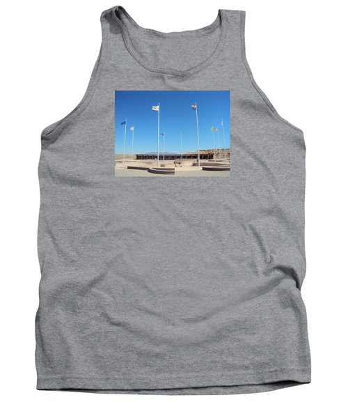 Four Corners Monument Tank Top