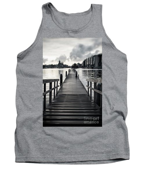 From The Solid Ground... Tank Top