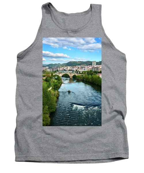 From The Top Of The Millennium Bridge Tank Top