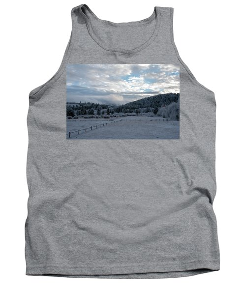 Frosted Sunrise 1 Tank Top