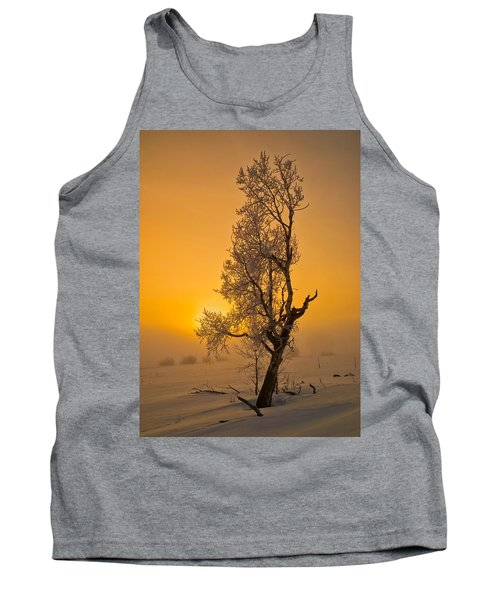 Frosted Tree Tank Top