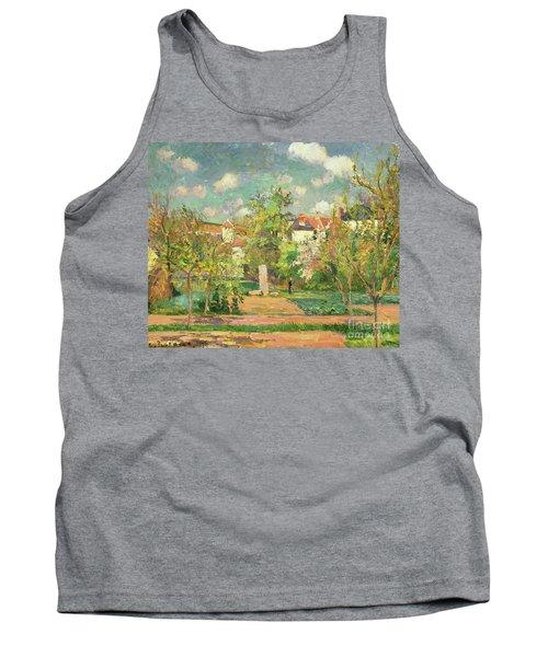 Garden, Circa 1876 Tank Top