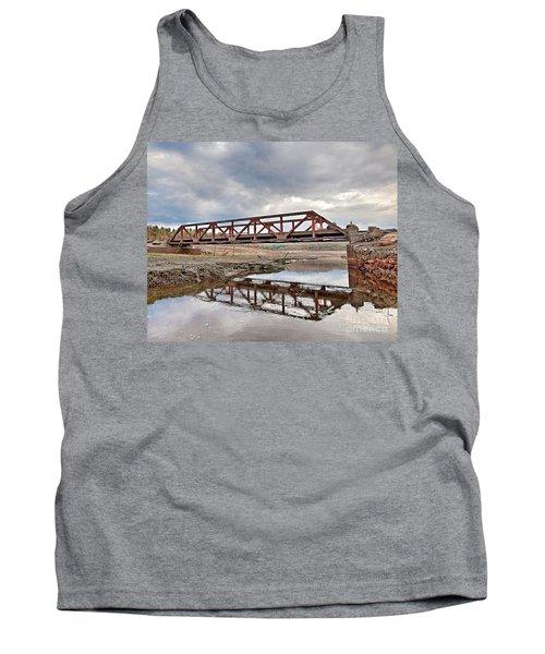 Ghost Bridge - Colebrook Reservoir Tank Top