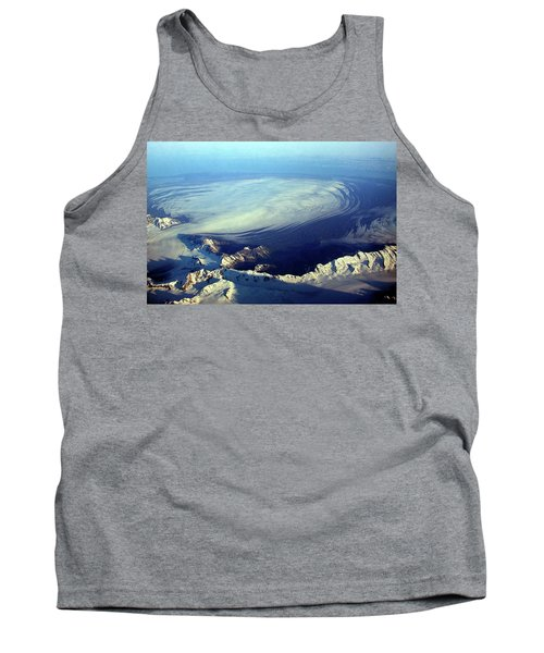 Glacier Pushes Out Tank Top