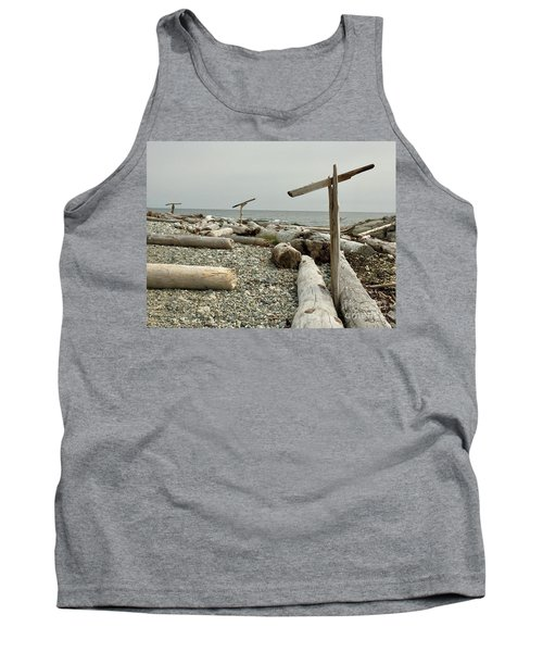 Go North Young Man Tank Top