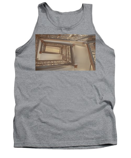 Going Up...evens Hall Carleton College Tank Top