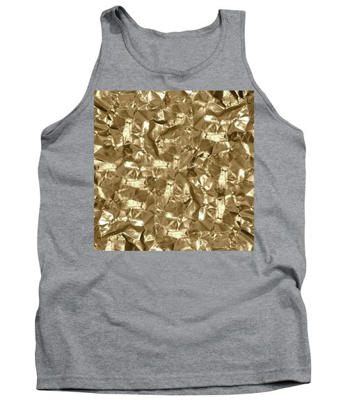 Gold Best Gift  Tank Top