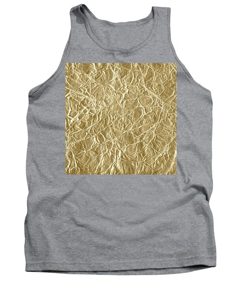 Gold Cute Gift Tank Top