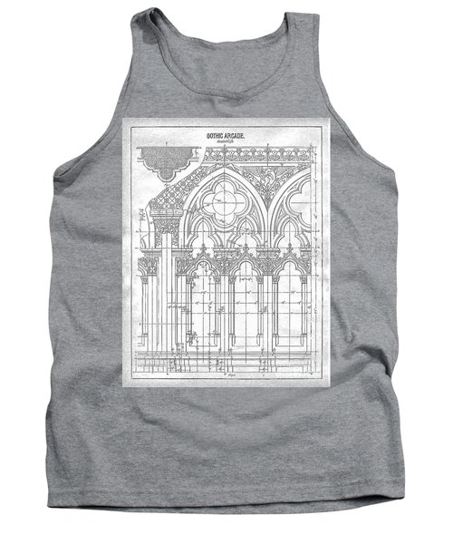 Gothic Arches Tank Top