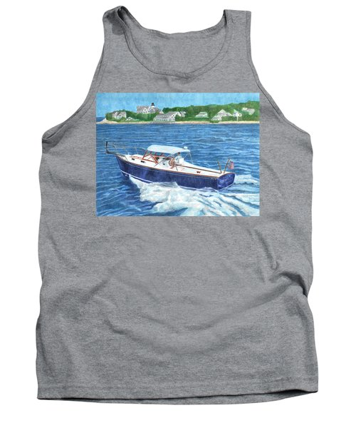 Great Ackpectations Nantucket Tank Top