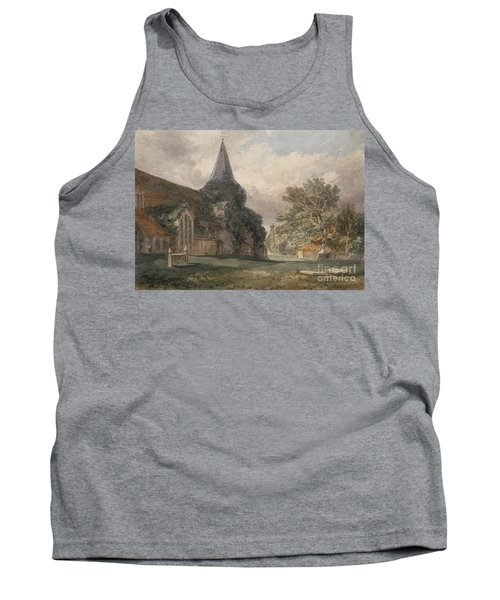 Great Bookham Church, 1793 Tank Top