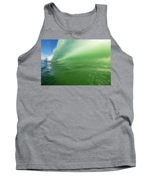 Green Room Tank Top