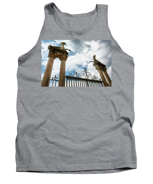 Guarding The Island Tank Top