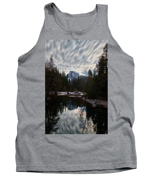 Half Dome Reflection Tank Top