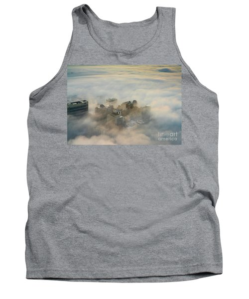 Harborview In The Clouds Tank Top