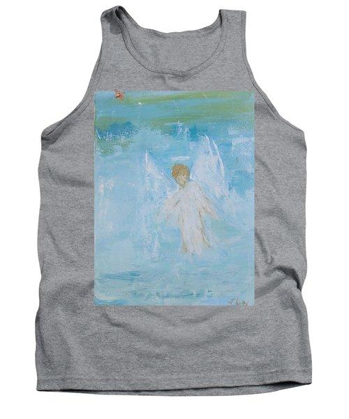 Heavenly Angel Child Tank Top