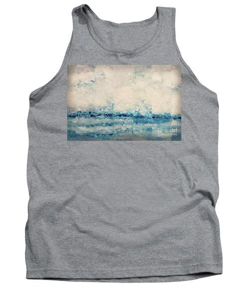 Hebrews 4 16. Come Boldly Tank Top