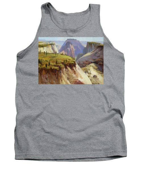 High On Zion Tank Top