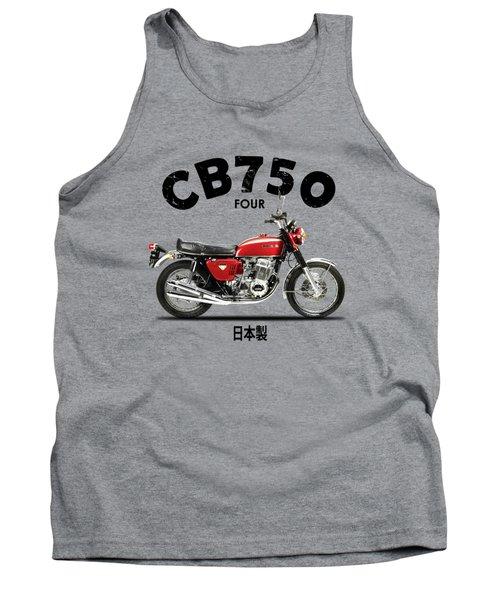 Honda Cb750 1971 Tank Top