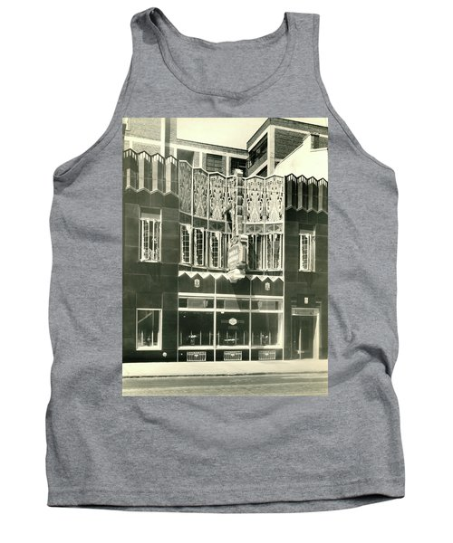 Horn And Hardart, S 18th St., Philadelphia Tank Top