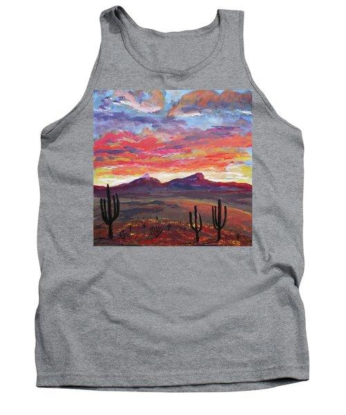 How I See Arizona Tank Top