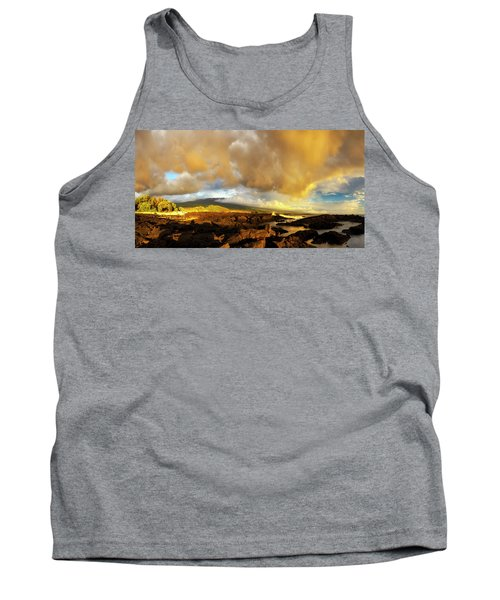 Hualalai Sunset Tank Top