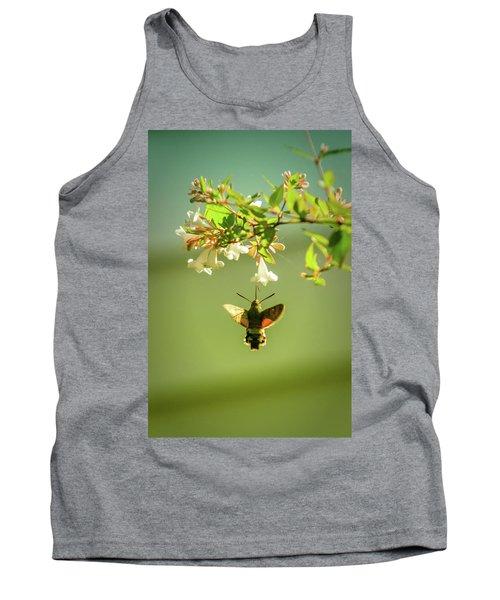 Hummingbird Hawk-moth Tank Top