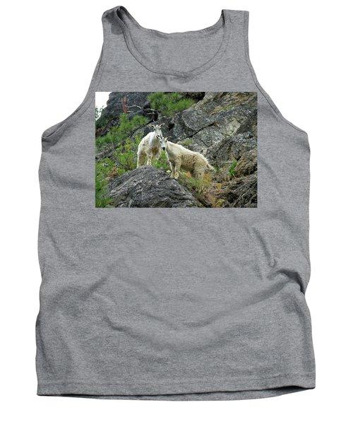 Idaho Mountain Goats Tank Top