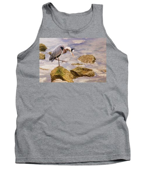 One Step At A Time Tank Top