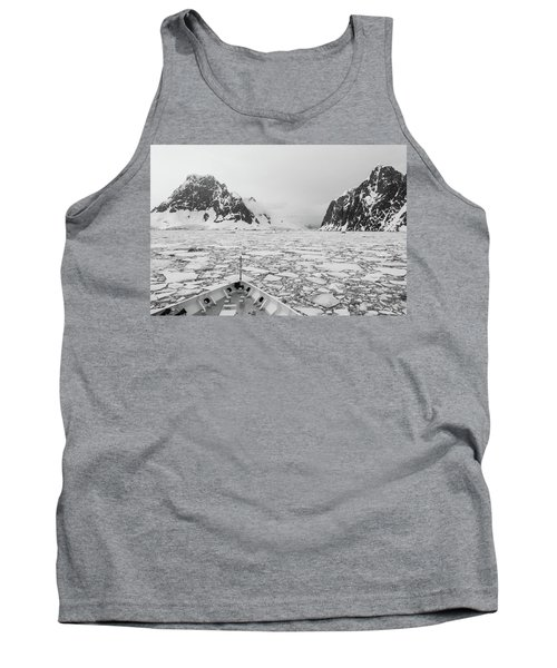 Into The Ice Tank Top