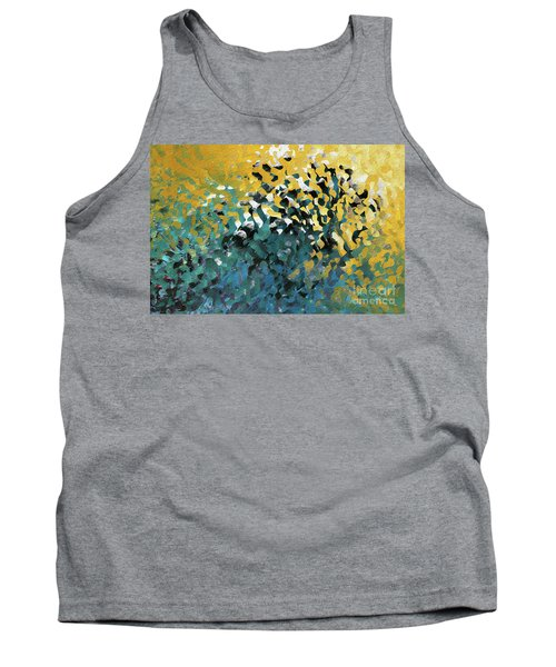 John 8 12. The Light Of Life Tank Top