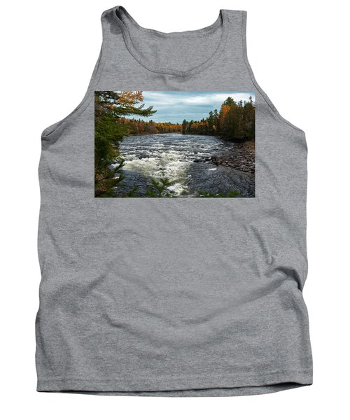 Kennebec River Tank Top